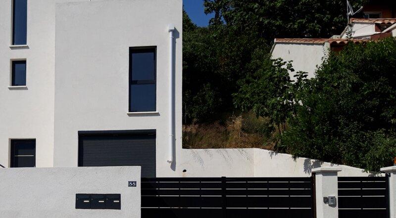 Beautiful house with mountain view, aluguéis de temporada em Plan De Cuques