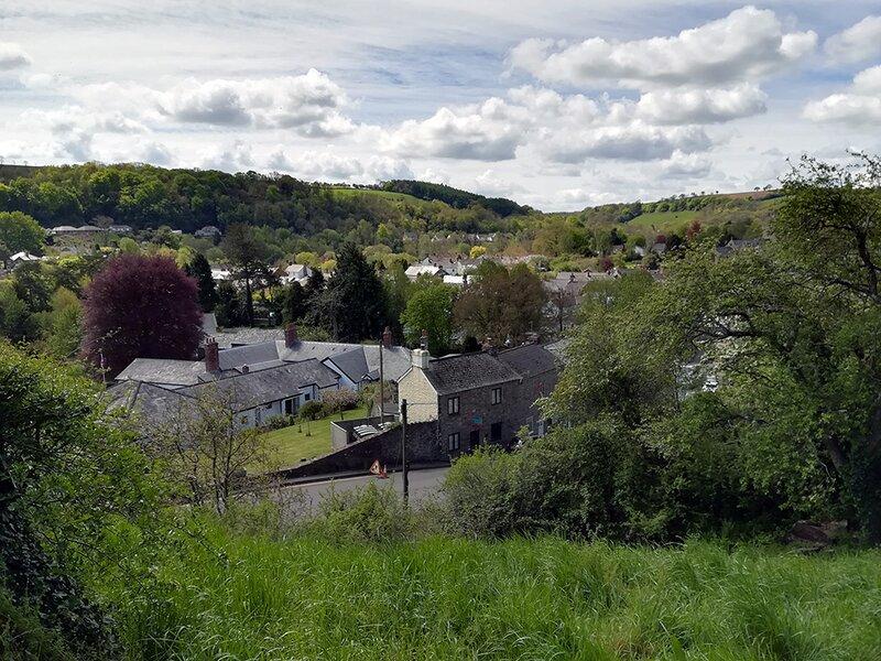 Acer Cottage in Beautiful Devon, vacation rental in Huntsham