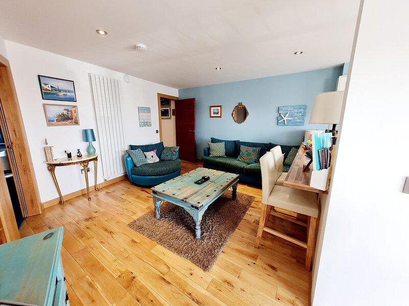 Luxury 2 bedroom apartment at Arbroath Marina, vacation rental in Angus