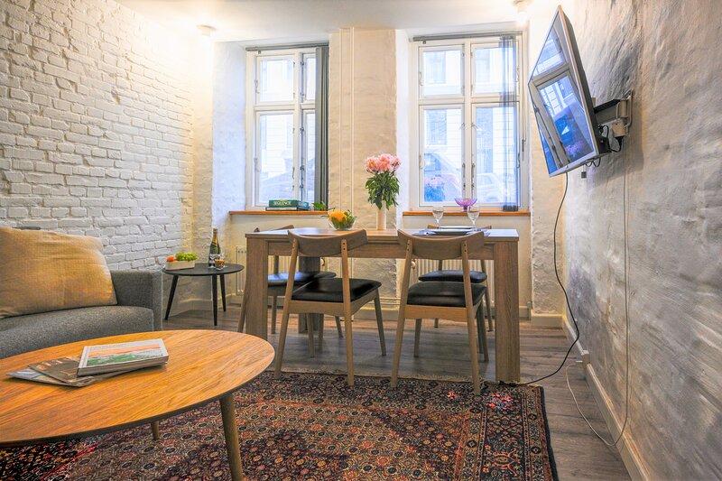 Cozy 2-bedroom apartment in downtown Copenhagen, alquiler de vacaciones en Roedovre Municipality