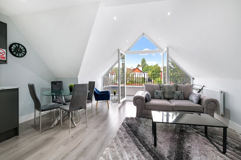 Braywick Serviced Apartments by Ferndale Apt 07 – semesterbostad i Marlow