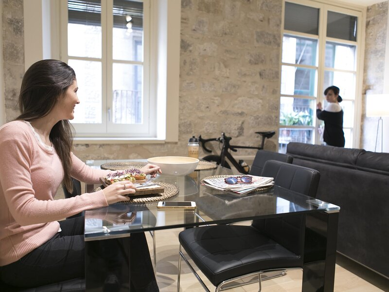Cort Reial 1A - Holiday apartment in Girona | Bravissimo, location de vacances à Canet d'Adri