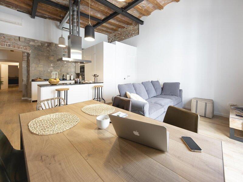 Bali - modern holiday apartment in Girona, location de vacances à Canet d'Adri