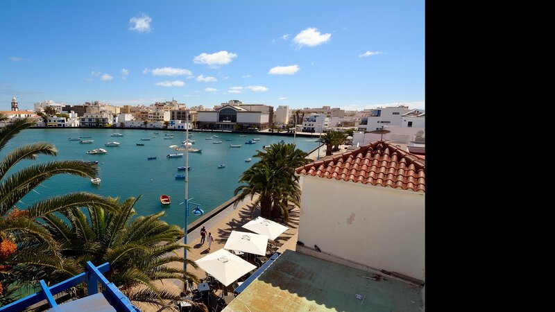 Apartment Top Charco Sea Views with Terrace, vacation rental in Puerto Naos