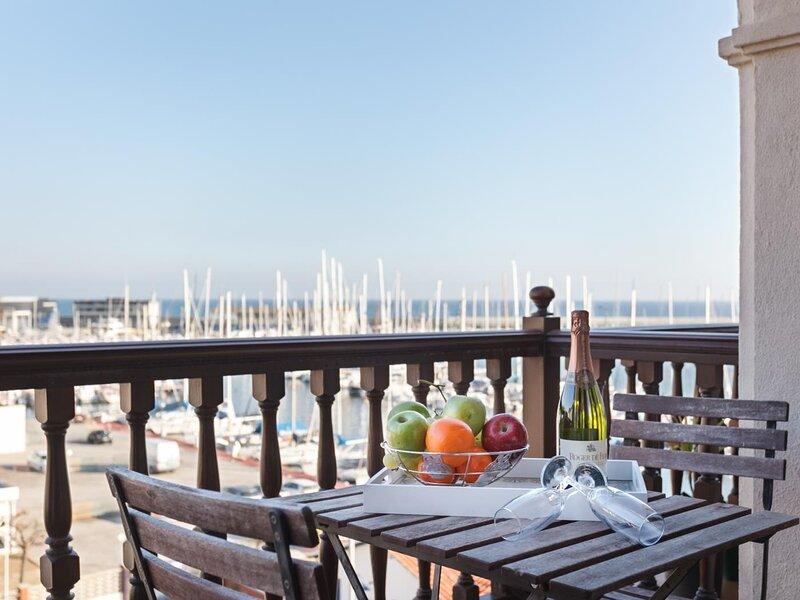 Beach Apartment 40 km Barcelona Arenyslux2, casa vacanza a Caldes d'Estrac