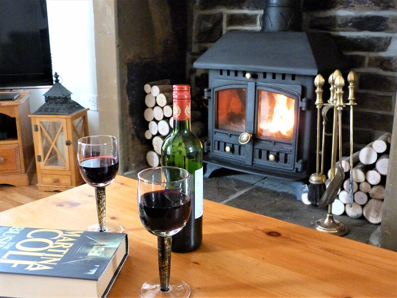 *Mulberry Cottage* Haworth, Yorkshire, Beautifully restored character cottage, holiday rental in Haworth