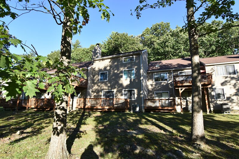 Private house in Pocono, PA, alquiler vacacional en Tamiment