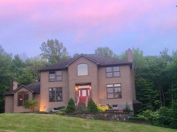 Villa Verde BnB, Greenwood Lake, NY, casa vacanza a Pomona