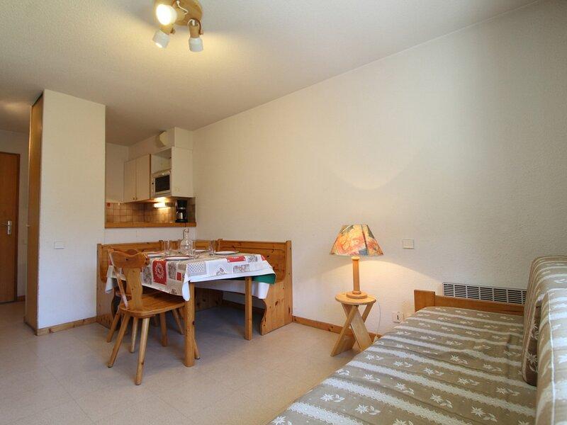 PPA015 Appartement 4 pers - Résidence au pied des pistes, vacation rental in Lanslevillard