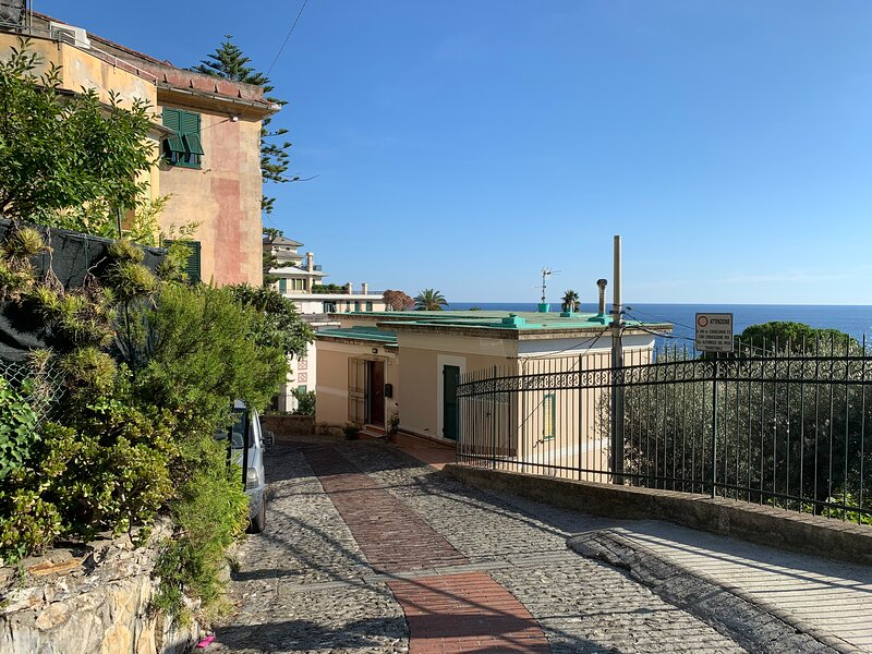 ILA1341 House Sole e Mare*** by Holiday World, holiday rental in Sori