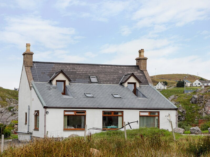 165 Drumnaguie Annex, Kinlochbervie, holiday rental in Kinlochbervie