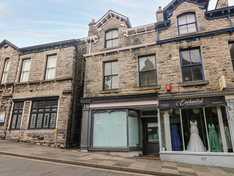 1 Imperial House, Grange-Over-Sands, vacation rental in Kents Bank