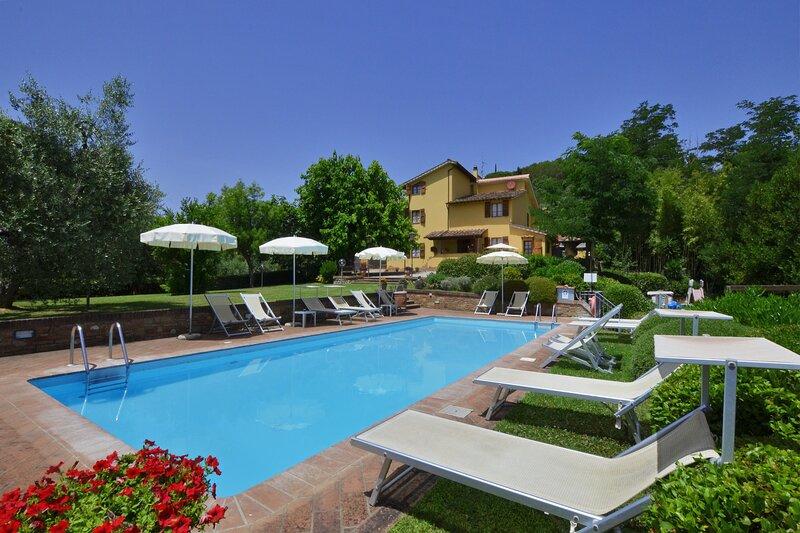 Alvise – semesterbostad i Montopoli in Val d'Arno