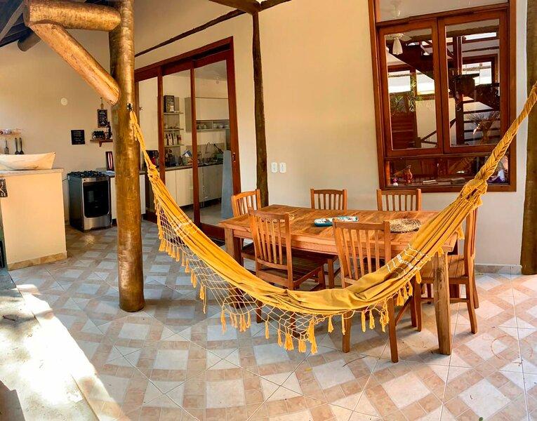 Incrível casa com churrasq na Praia de Maresias/SP, Ferienwohnung in Pauba