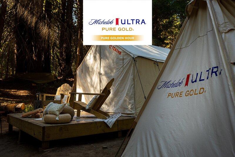 Tentrr Signature Site - Artemis Pure Gold, holiday rental in Ben Lomond