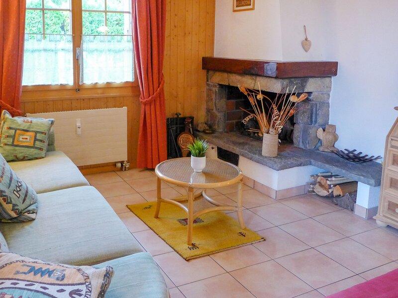 La Colline, holiday rental in Bovernier