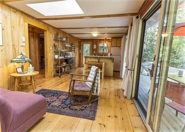 Happy Trails Cottage, holiday rental in Five Islands
