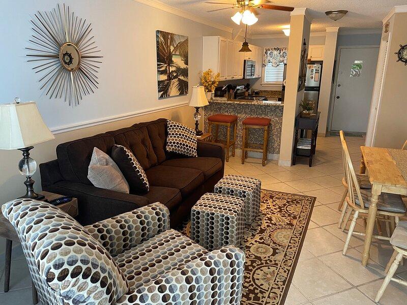 2 bed/2 bath Hilton Head Resort Ocean Villa-Best Location in Hilton Head Resort, alquiler vacacional en Hilton Head