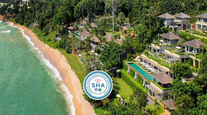 70% OFF   Sangsuri Villa 1 Extravagant Cliff Side Retreat w/ Cinema, holiday rental in Choeng Mon