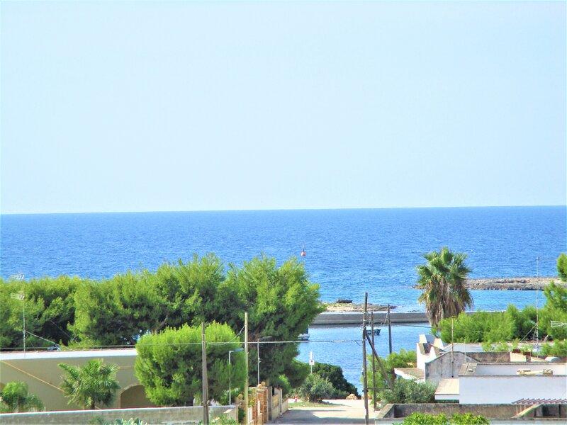 Villetta Climatizzata a 250 Mare Porto Cesareo, holiday rental in La Strea