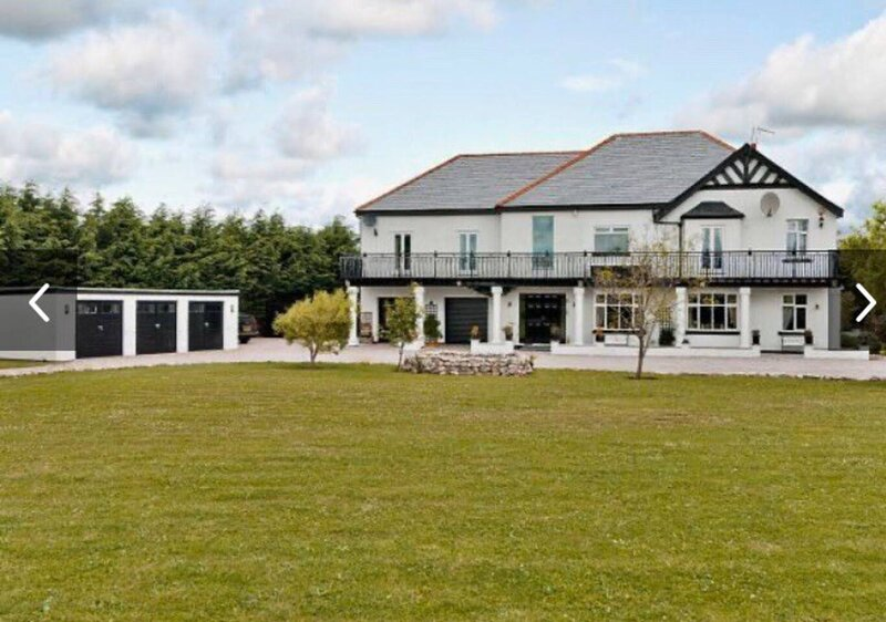 Secluded and peaceful luxury home in Kinmel Bay, holiday rental in Rhyl