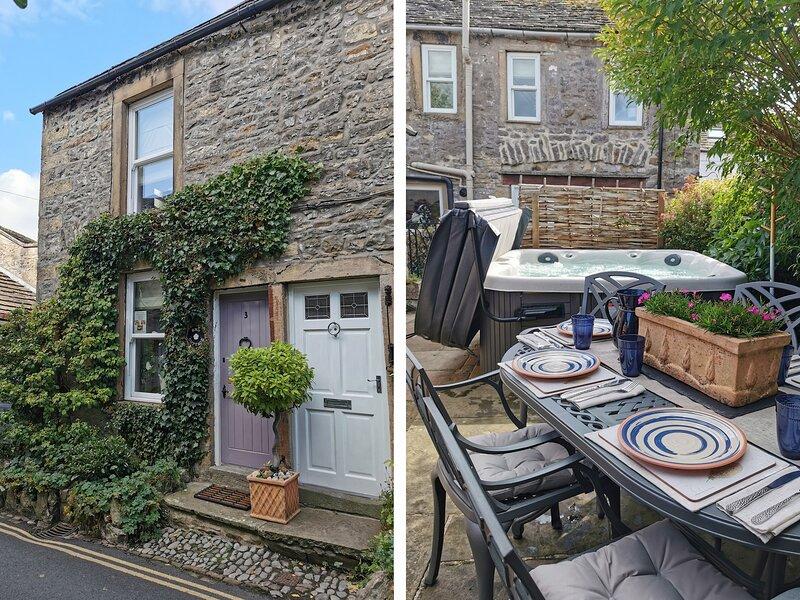 End Cottage, Grassington, casa vacanza a Appletreewick
