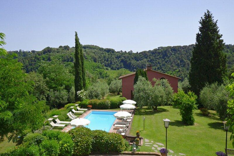 Fienile – semesterbostad i Montopoli in Val d'Arno