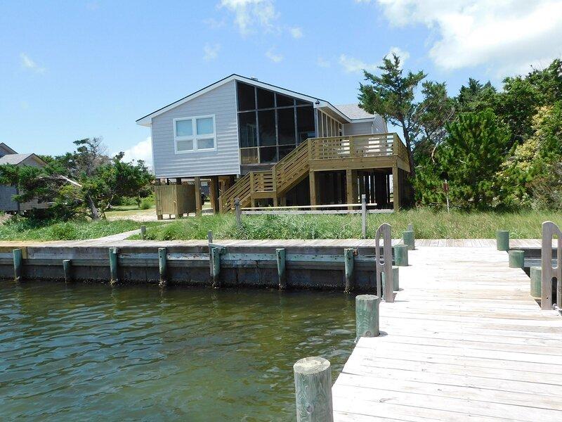 Gift From the Sea, casa vacanza a Ocracoke