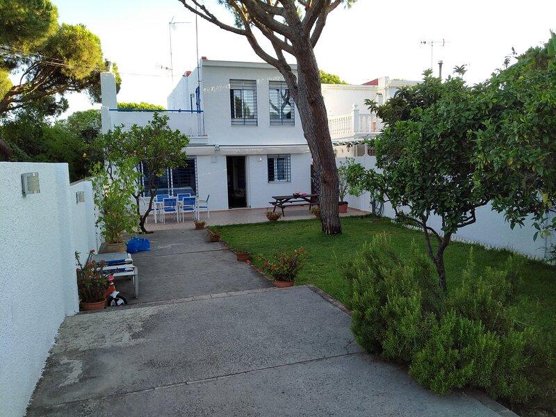 ALQUILO CASA EN CIPARSA (MAZAGÓN), alquiler vacacional en Almonte