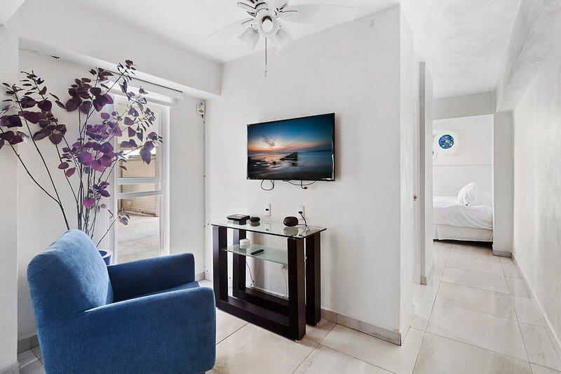 +MS +Suite Única privada +Loft céntrico +Zaragoza y Tecnológico, holiday rental in La Canada