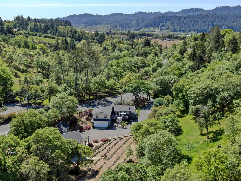 Luxurious Wine Country Oasis, alquiler vacacional en Geyserville