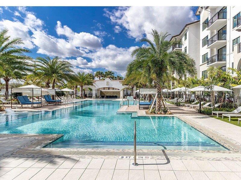 Luxurious Apartment, alquiler de vacaciones en West Palm Beach
