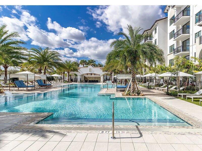Luxurious Suite, alquiler de vacaciones en West Palm Beach