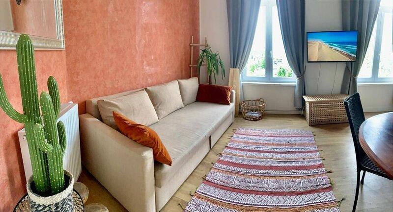 Cosy apartment toplocation Antwerp, vacation rental in Antwerp