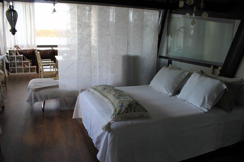 Habitaciones en la orilla del Lago, alquiler de vacaciones en El Real de San Vicente