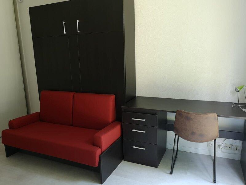 PAU SEATTLE - Studio en rez-de-jardin proche transports et commerces, vacation rental in Pau