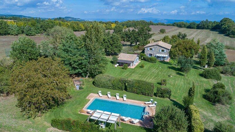 EV-EMMA186 - Villa Alfina 10, holiday rental in Castel Giorgio