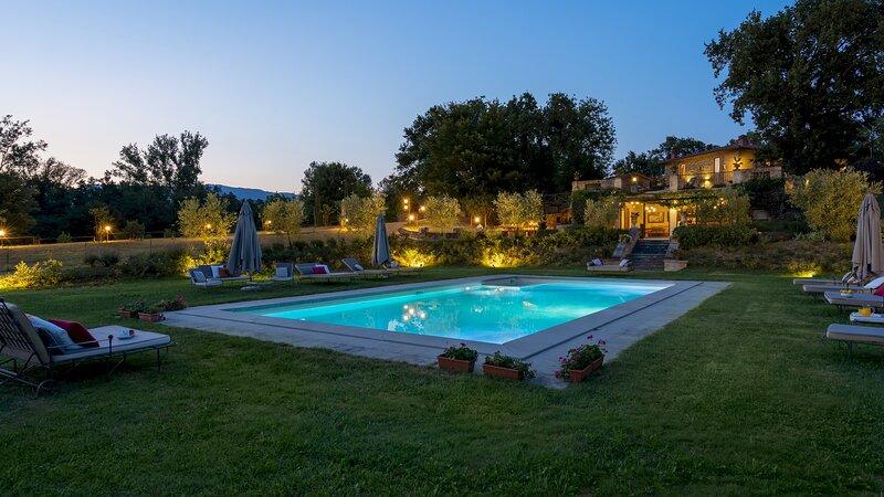 Villa Canto Alla Moraia 18, aluguéis de temporada em Gello Biscardo