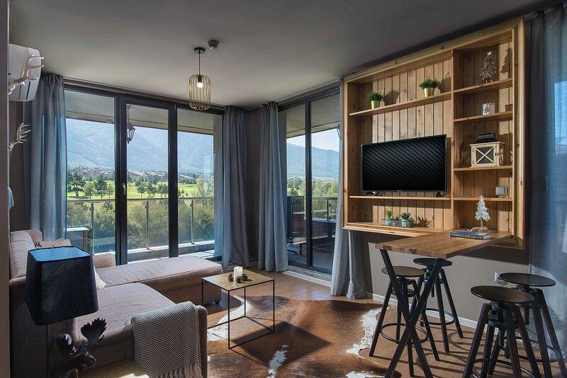 Deluxe Suite With Wellness Amidst The Mountains, aluguéis de temporada em Kresna