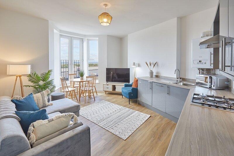 Flat 1, Glenholme House, vacation rental in Middlesbrough
