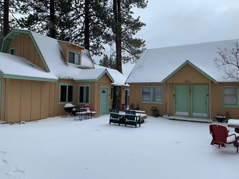 Fawnskin Lakeside Cabin, location de vacances à Lucerne Valley