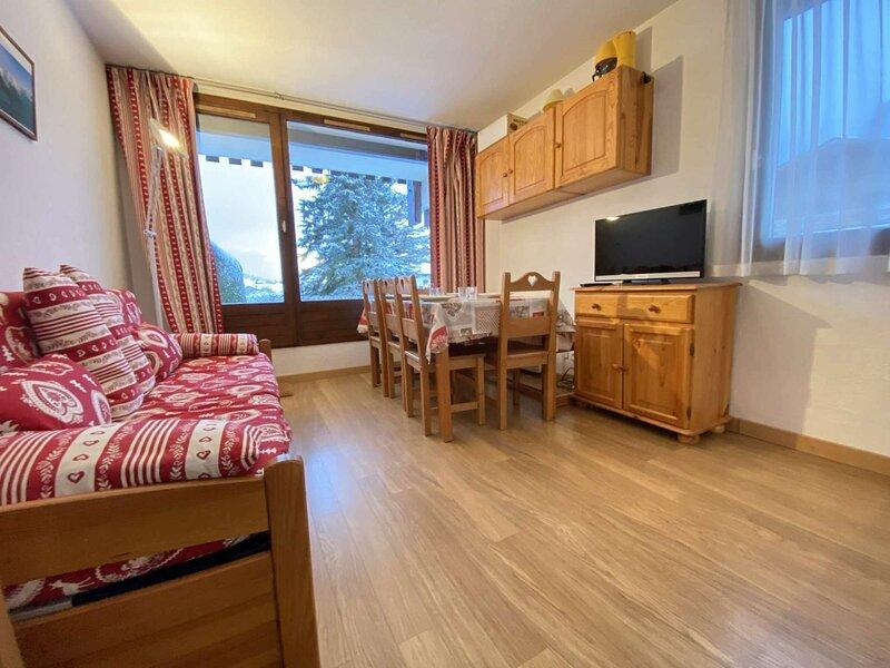 Appartement 3 pièces - Praz-sur-Arly, location de vacances à Praz Sur Arly