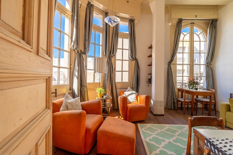 Stylish apartment in the heart of the old city, holiday rental in Montevideo Department