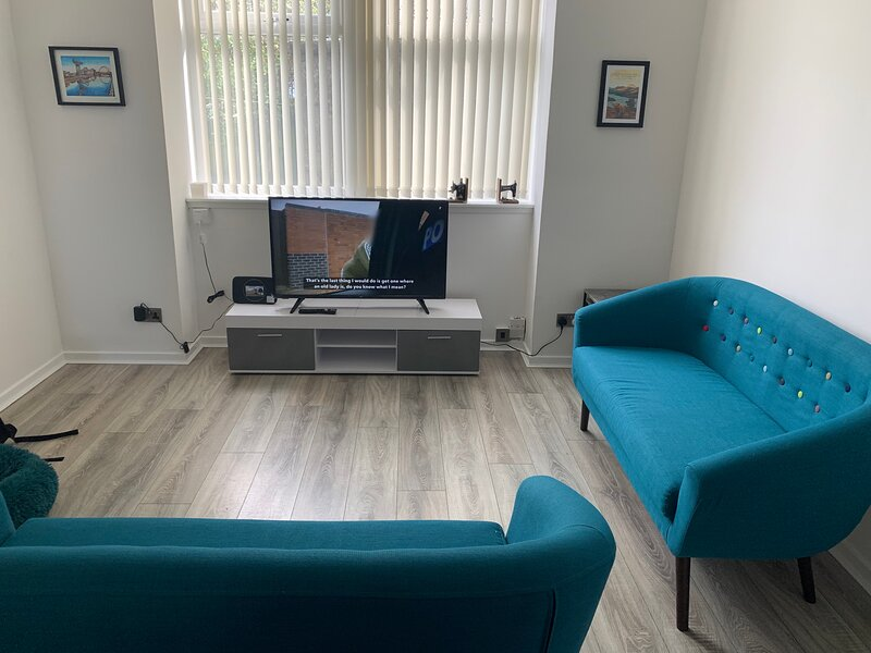 The Cochno Flat, Clydebank, holiday rental in Clydebank
