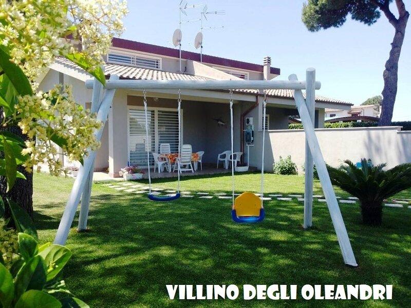 Villino degli Oleandri, vacation rental in San Felice Circeo
