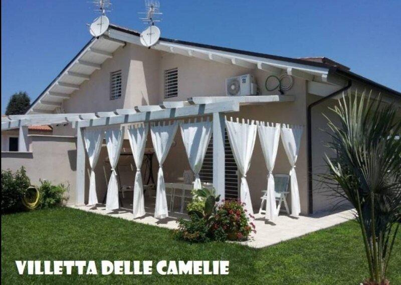 Villino delle Camelie, vacation rental in San Felice Circeo