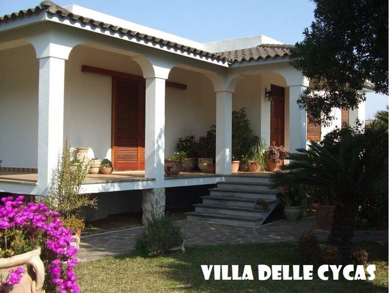 Villa delle Cycas, vacation rental in San Felice Circeo