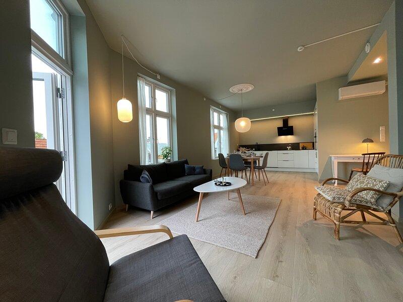 Stavanger Bnb Central Apartment Nicolas 7, location de vacances à Strand Municipality
