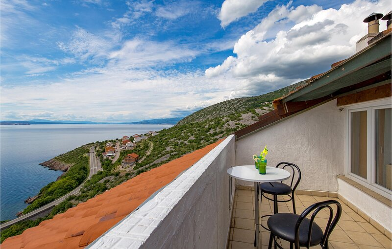 Beautiful apartment in Senj with WiFi (CKV676), holiday rental in Sibinj Krmpotski