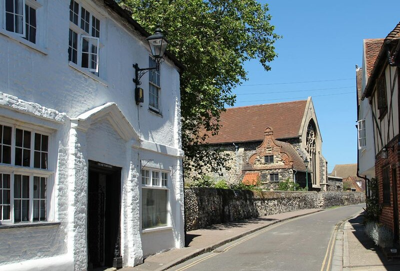 Medieval cottage in the heart of Sandwich, holiday rental in Sandwich